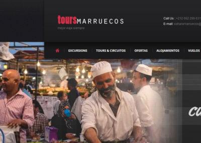 ToursMarruecos.es Project
