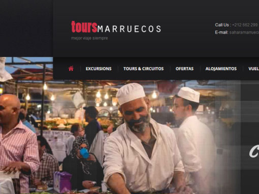 ToursMarruecos.es Project