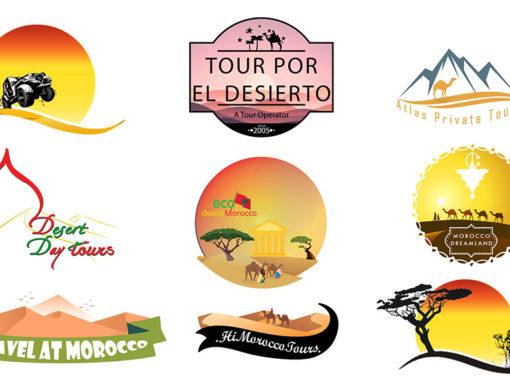 tourism logos [pack 1]