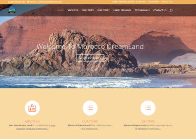 Morocco Dreamland Project