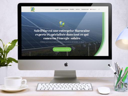 soleil mar site web