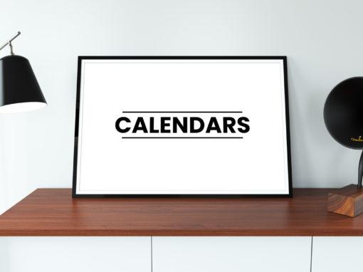 Calendar Pack 1