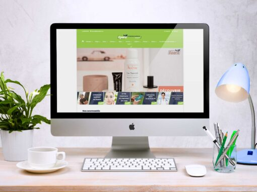 Eparamaroc E-commerce Website