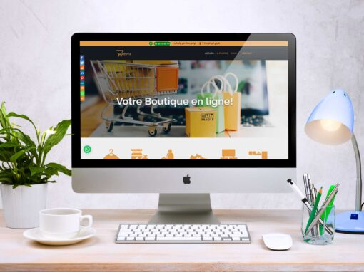ZNZ E-commerce Website